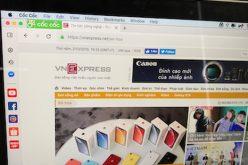 Người Việt lướt web 2 tiếng mỗi ngày trên máy tính