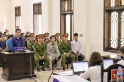 Phan Sào Nam và 21 người xin vắng mặt tại phiên phúc thẩm