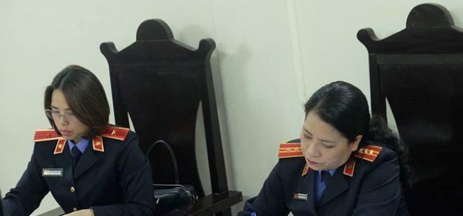 Cựu Tổng giám đốc Vietsovpetro bị đề nghị 4 – 5 năm tù