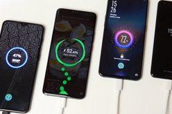"""Apple, Samsung """"hụt hơi"""" về sạc nhanh trước điện thoại Trung Quốc"""