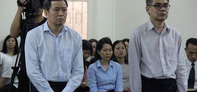 Cựu giám đốc Vietsovpetro lĩnh án 3 năm 6 tháng tù