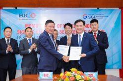 BIC và SGI ký kết biên bản nhằm phát triển bảo hiểm bảo lãnh tại Việt Nam