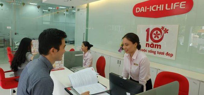 Năm 2018, Dai-ichi Life Việt Nam đạt hơn 11.500 tỷ đồng tổng doanh thu phí bảo hiểm