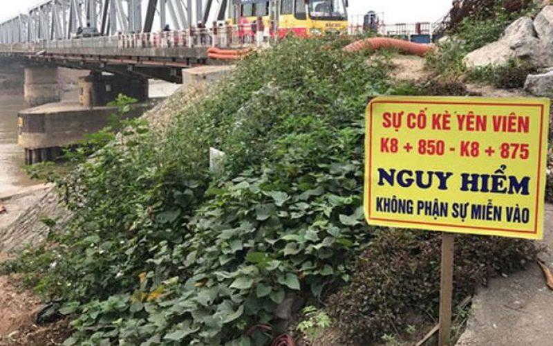 Bộ Giao thông kiến nghị xây cầu Đuống mới