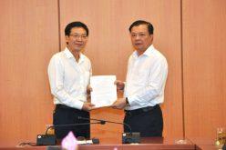 Ông La Văn Thịnh được bổ nhiệm Cục trưởng Cục Quản lý công sản