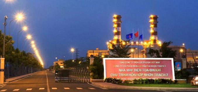 Điện lực Dầu khí Nhơn Trạch 2 báo lãi giảm 24% trong quý đầu năm 2019