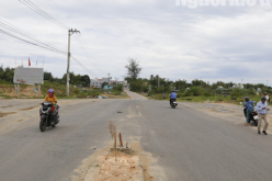 Vụ đổi 105ha đất lấy 1,9km đường: Sau rà soát, giảm còn 24,18ha!