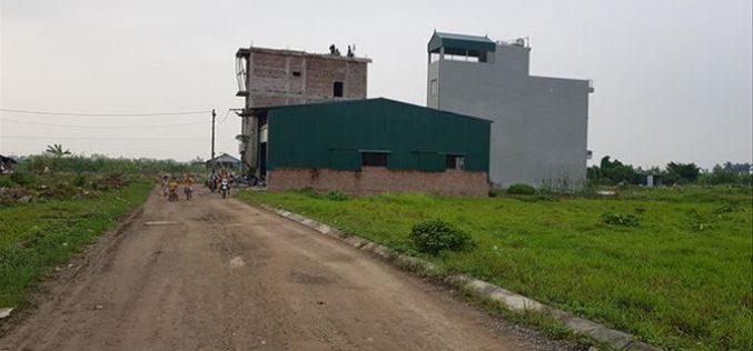 """Địa ốc 24h: Hà Nội nâng cấp huyện lên quận, giá đất tăng """"dựng ngược"""""""