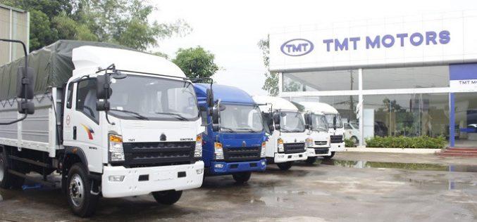 """""""Chia tay"""" Ô tô TMT, Chứng khoán Bảo Việt thu về gần 30 tỷ đồng"""