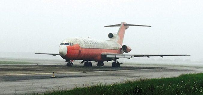 Xử lý tàu bay bị bỏ tại Nội Bài chưa đúng chỉ đạo