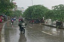Bắc Bộ mưa dông