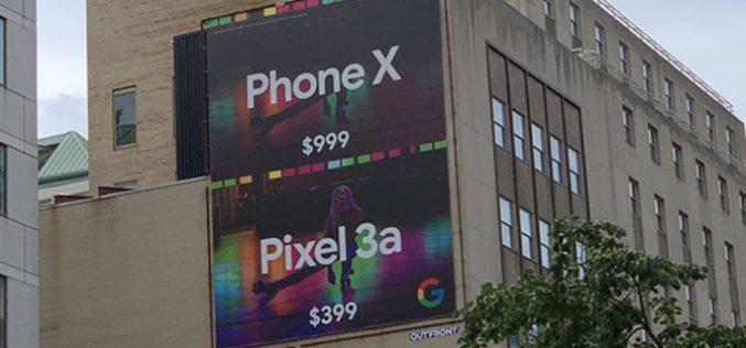 """Google """"đá xoáy"""" khả năng chụp đêm của iPhone X"""