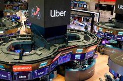 Cổ phiếu Uber lao dốc ngay sau khi IPO 8,1 tỷ USD