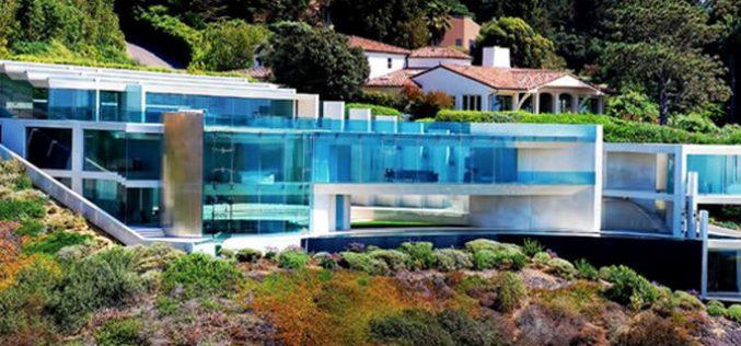 Kiệt tác kiến trúc ở La Jolla, ngôi nhà đời thực của Iron Man