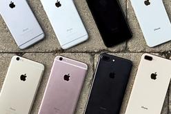 Giá iPhone đời cũ ở Việt Nam giảm sâu