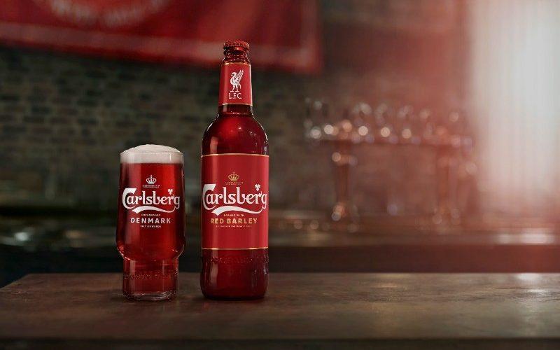 Carlsberg ra mắt phiên bản dành riêng cho người hâm mộ Liverpool FC