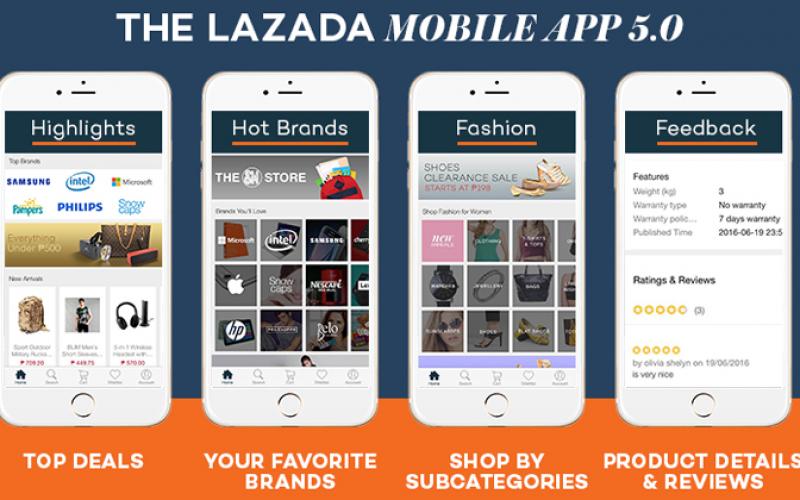 Lazada được vinh danh là ứng dụng mua sắm số 1 Đông Nam Á năm 2018