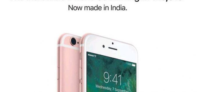 """Gắn mác """"Made in India"""", Apple mang iPhone hàng thải về bán tại Ấn Độ"""