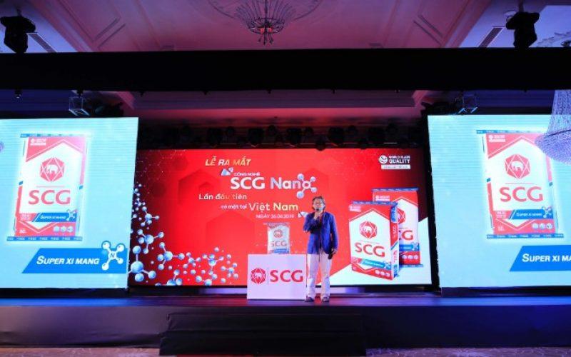 SCG ra mắt sản phẩm SCG Super Xi măng với ông nghệ Nano đột phá