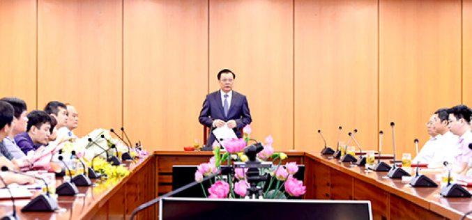 Bổ nhiệm lãnh đạo một số đơn vị của Bộ Tài chính