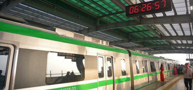 """Đường sắt Cát Linh – Hà Đông 10 lần lỡ hẹn: Bộ trưởng GTVT thừa nhận tổng thầu Trung Quốc """"thiếu kinh nghiệm"""""""