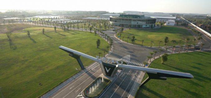 VinFast khánh thành nhà máy sản xuất ô tô, lập kỷ lục thế giới với 21 tháng xây dựng