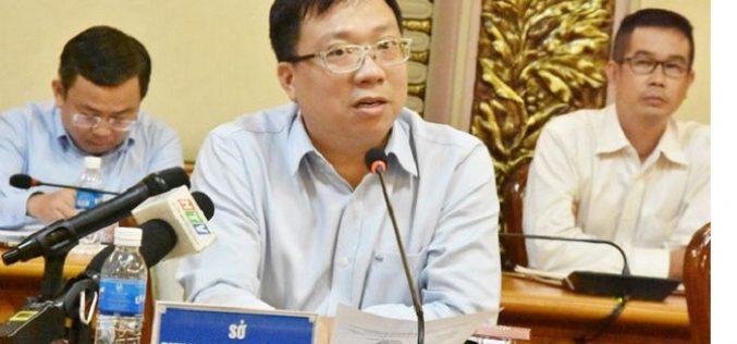 Đề xuất phê bình lãnh đạo Sở Quy hoạch – Kiến trúc TP.HCM