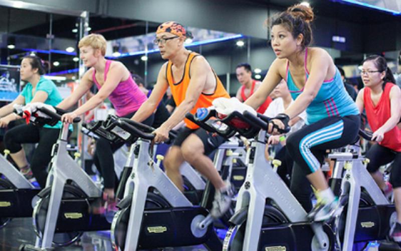 Ai dẫn đầu thị trường phòng gym Việt Nam?