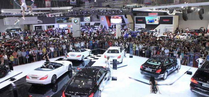 Tháng 5/2018: Doanh số bán ô tô tăng trưởng trở lại