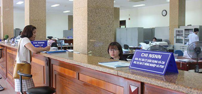Kho bạc Ninh Bình triển khai dịch vụ công trực tuyến: Thanh toán nhanh gọn, giảm chi phí