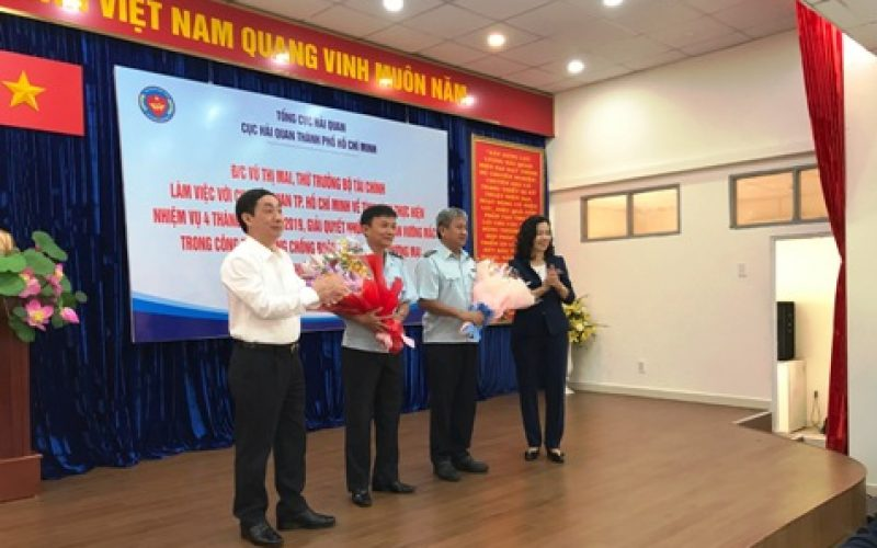 Hải quan TP. Hồ Chí Minh phát hiện 595 vụ vi phạm