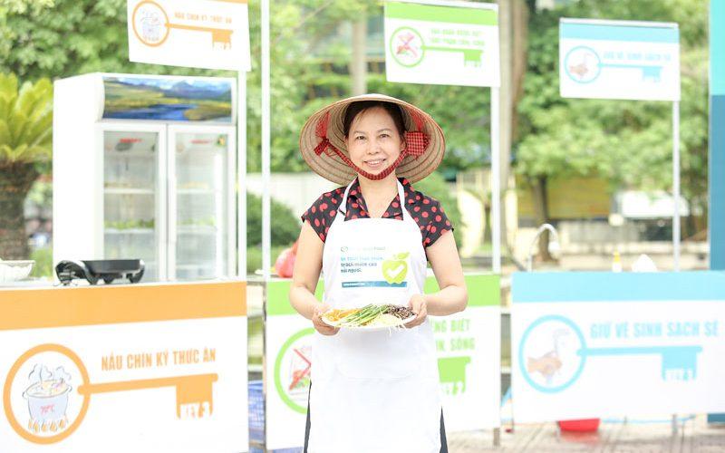 Ngày An toàn thực phẩm thế giới lần đầu tiên được tổ chức tại Việt Nam