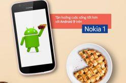 Nokia 1 chính thức được nâng cấp lên hệ điều hành Android 9 Pie