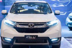 Honda CR-V bị tố lỗi phanh khi dùng chế độ Cruise Control