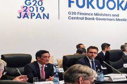 Thứ trưởng Trần Xuân Hà tham dự Hội nghị Bộ trưởng Tài chính và Thống đốc Ngân hàng Trung ương G20