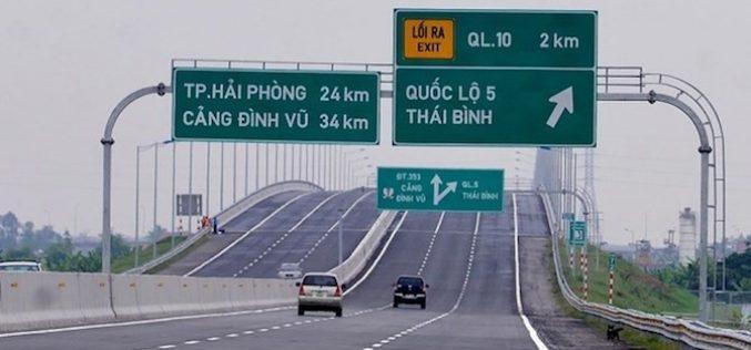Quốc hội sẽ lấy ý kiến việc trích 4.069 tỷ đồng  trả nợ tiền giải phóng mặt bằng cao tốc Hà Nội-Hải Phòng