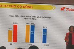 ĐHĐCĐ Dầu Tường An: Đặt kế hoạch kinh doanh thận trọng, lợi nhuận 136 tỷ đồng