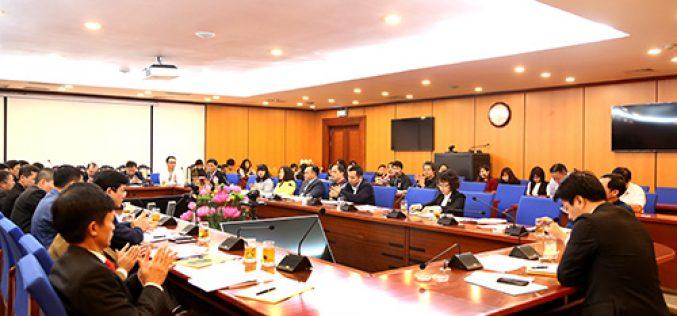 Bộ Tài chính ban hành kế hoạch thực hiện chế độ báo cáo tại cơ quan hành chính