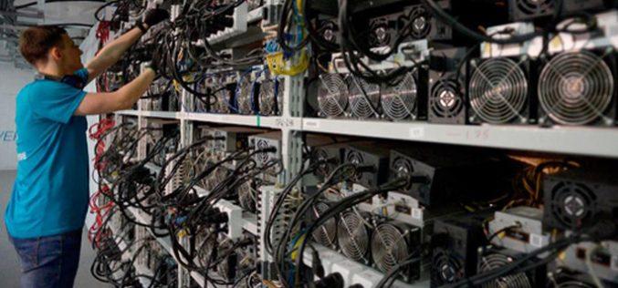 Iran tịch thu 1.000 máy đào Bitcoin