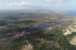 Nhà máy Điện mặt trời Mũi Né chính thức được vận hành thương mại
