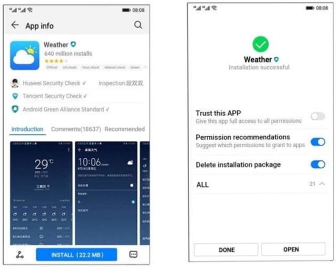 Bi mat lam he dieu hanh thay Android, Huawei lieu co