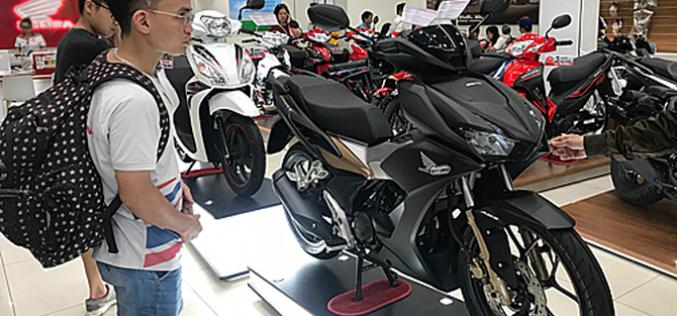 Giá Honda Winner X tăng, giảm trái chiều tại đại lý