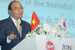 """Thủ tướng: """"Việt Nam là miền đất lành cho các tập đoàn Nhật Bản"""""""