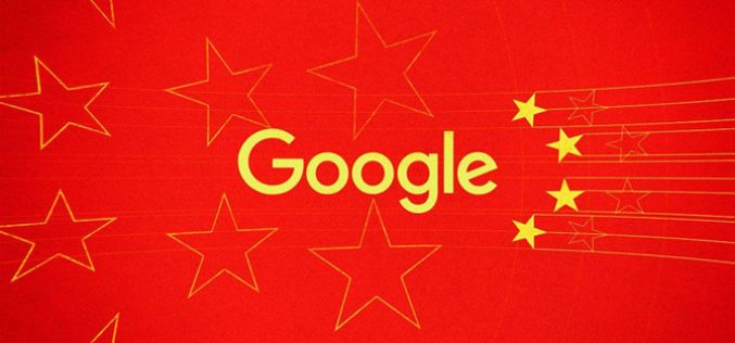 """Google chính thức tự loại bỏ """"đường về Trung Quốc"""""""