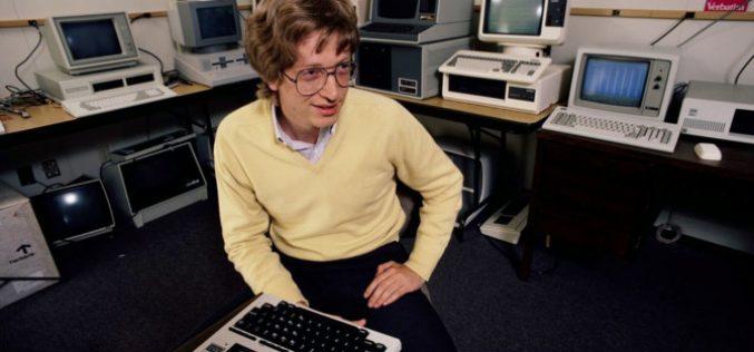 Công việc đầu đời của các CEO công nghệ
