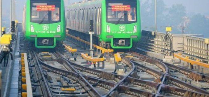 Hà Nội: Thông qua phương án vay lại 2.306 tỷ đồng cho đường sắt Cát Linh – Hà Đông