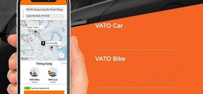 VATO bất ngờ điều chỉnh chỉ thu 5% của tài xế