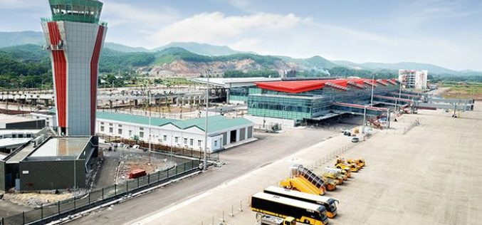 Quảng Ninh muốn triển khai đầu tư nhà ga hàng hóa tại sân bay Vân Đồn