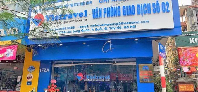 Vietravel Hà Nội: Bị Nhật Bản đình chỉ vì 3 khách không về cùng đoàn