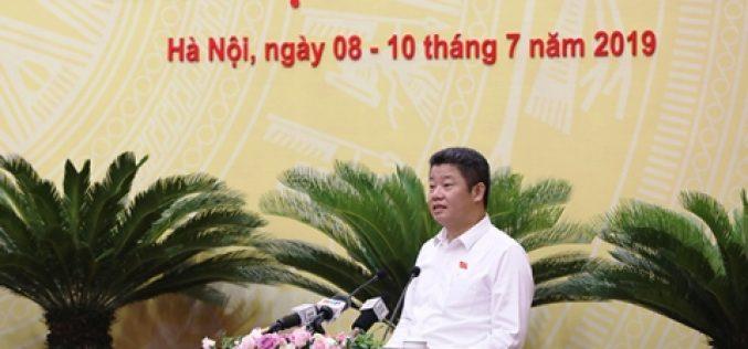 Hà Nội: Điều chỉnh, bổ sung kế hoạch vốn đầu tư công năm 2019